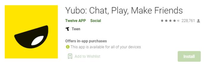 Yubo for Mac