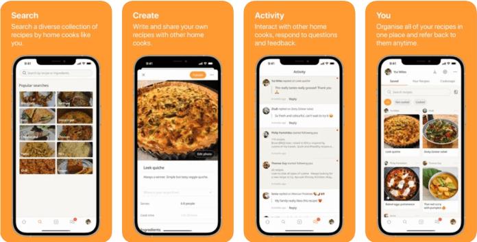 Cookpad app PC download