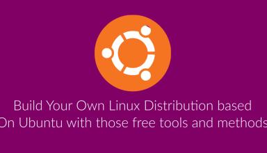 Create a Linux Distribution