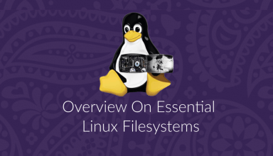 linux filesystems