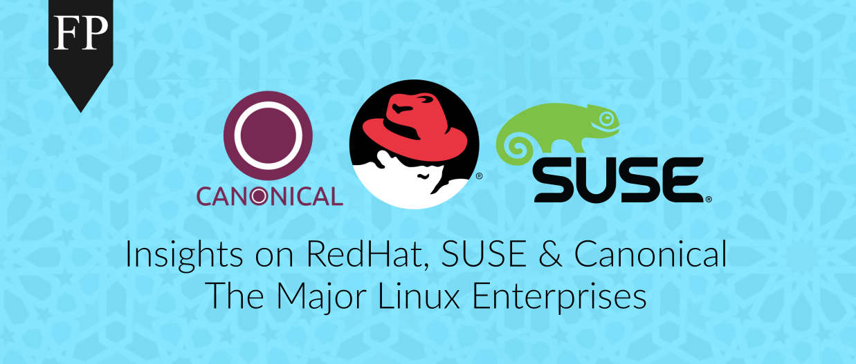 Insights on RedHat, SUSE & Canonical