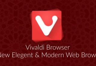Review on Vivaldi: The New Modern Web Browser 9 vivaldi