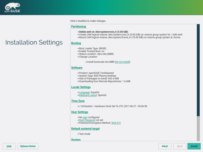 openSUSE 42.3 Released, Here's What's New 15