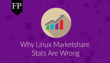 Why Linux Marketshare Stats Are Wrong 22