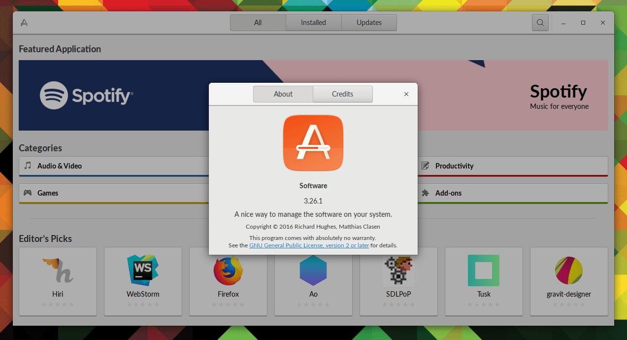 A Privacy & Security Concern Regarding GNOME Software