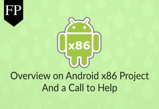 Overview on Android x86 Project & Call to Help 19 android x86