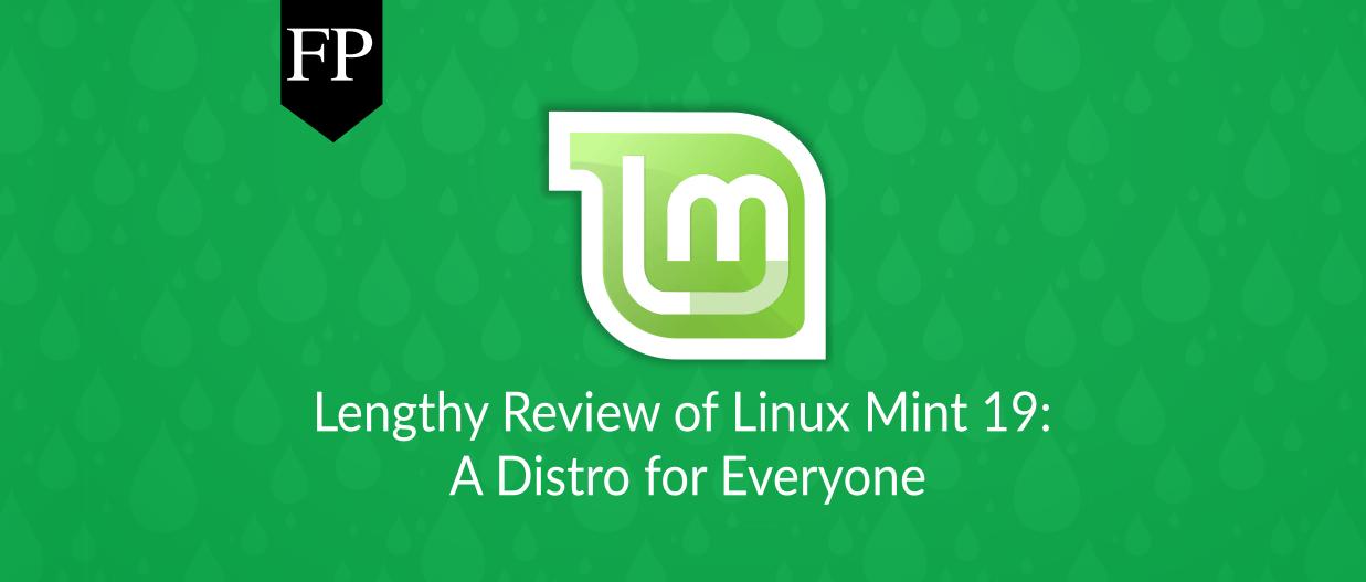 linuxmint-19-review