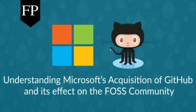 Understanding Microsoft's Acquisition of GitHub and its effect on the FOSS Community 165