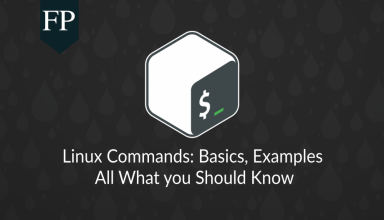 Linux Command Line Basics & Examples 1 linux command line
