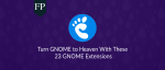 209 gnome extensions