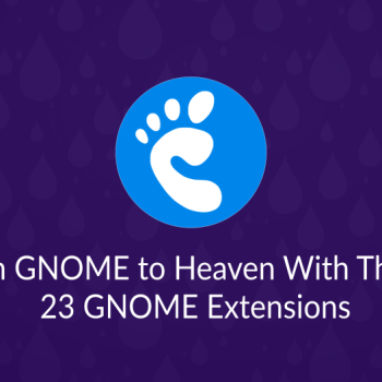 207 gnome extensions