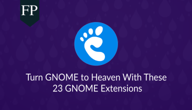Turn GNOME to Heaven With These 23 GNOME Extensions 55