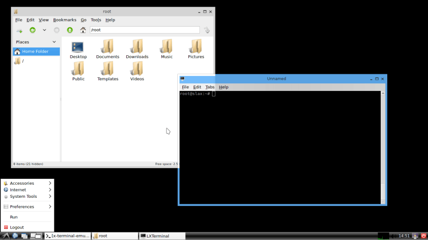 Slax Is A Nifty Linux Distribution That Works From USB