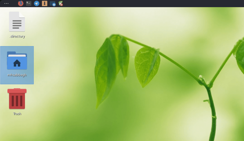 gnome shell screenshot SSP3UZ 49