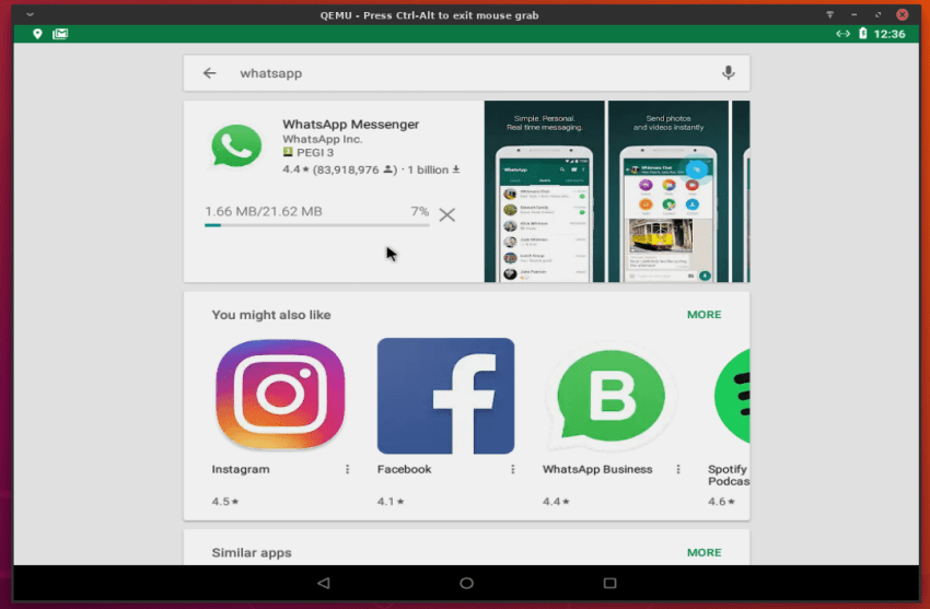 Install Android 8.1 Oreo on Linux To Run Apps & Games 69 android 8.1 oreo on linux