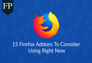 15 Firefox Addons To Consider Using Right Now 11 firefox addons