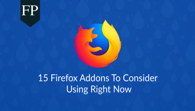 15 Firefox Addons To Consider Using Right Now 79 firefox addons