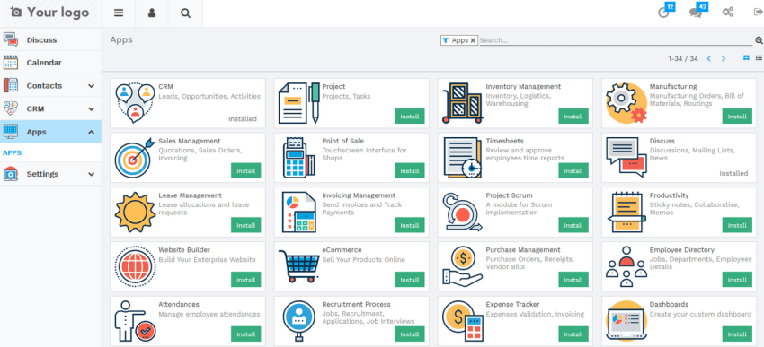 7 Open Source ERP Systems That are Actually Good 29 open source erp