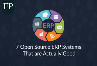 7 Open Source ERP Systems That are Actually Good 151 open source erp