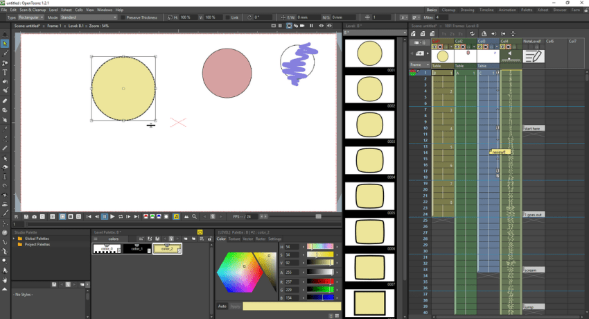 5 Open Source 2D Animation Software to Use 23