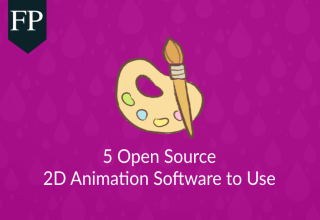 5 Open Source 2D Animation Software to Use 147 Open Source 2D Animation Software
