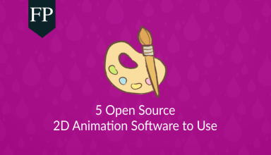 5 Open Source 2D Animation Software to Use 7 Open Source 2D Animation Software