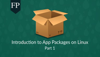 Introduction to App Packages on Linux 1