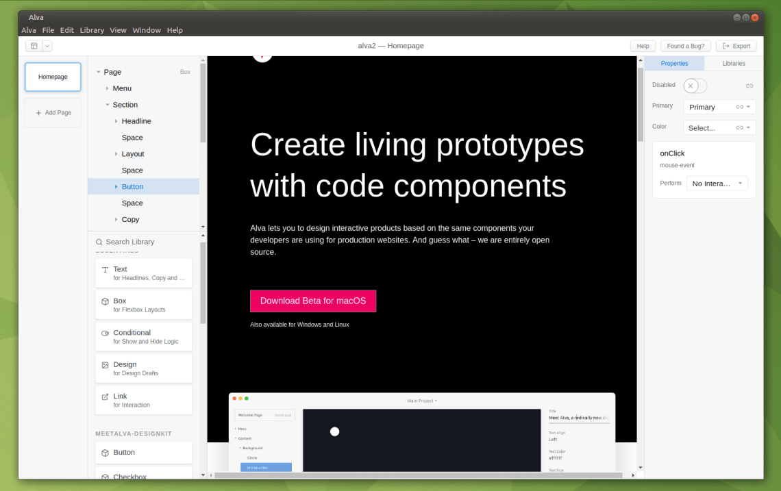 3 open source prototyping tool