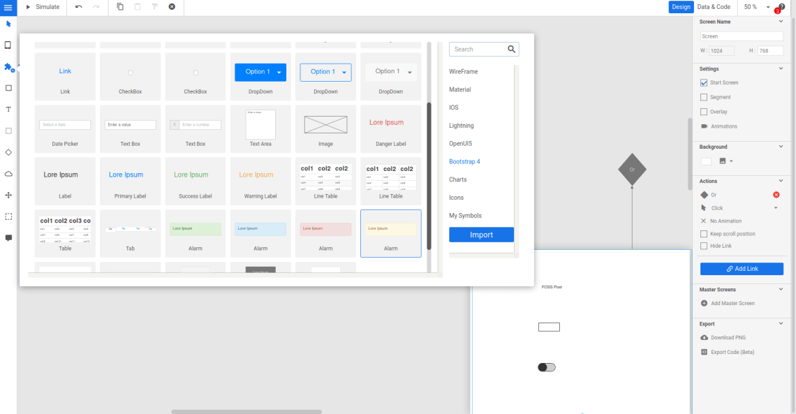 5 open source prototyping tool