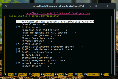 1 linux