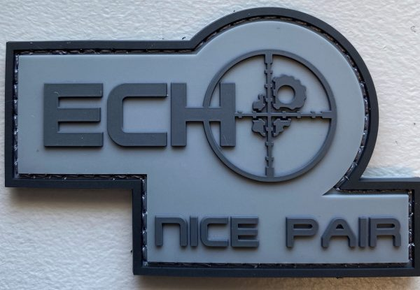 Echo Nice Pair Patch