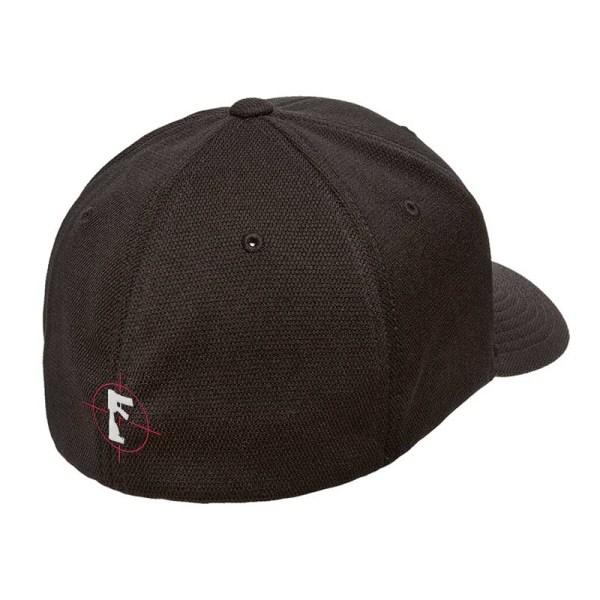 FosTecH_Logo_Hat_Flexfit_Back_Black