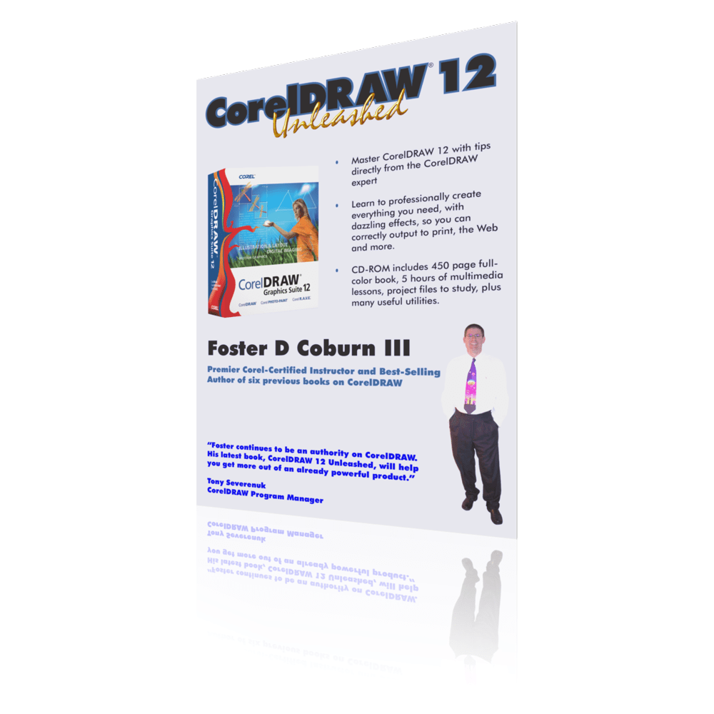 CorelDRAW 12 Unleashed