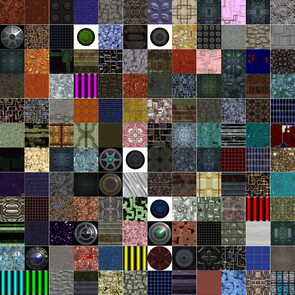 Textures Unleashed Pro Volume 33: Floor Wall III