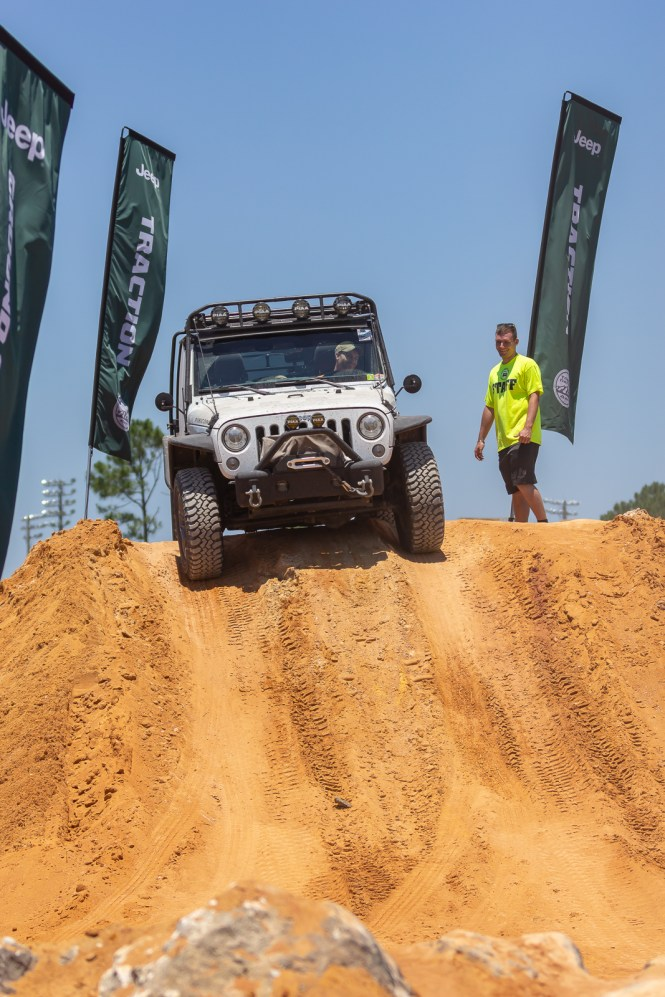 4th annual jeep beach jam enjoys large crowds, beautiful