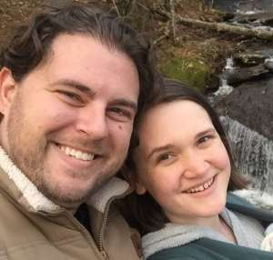 Founders Brandon Mead and Erin Mead