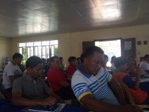 Municipal & Barangay Leaders of San Gabriel