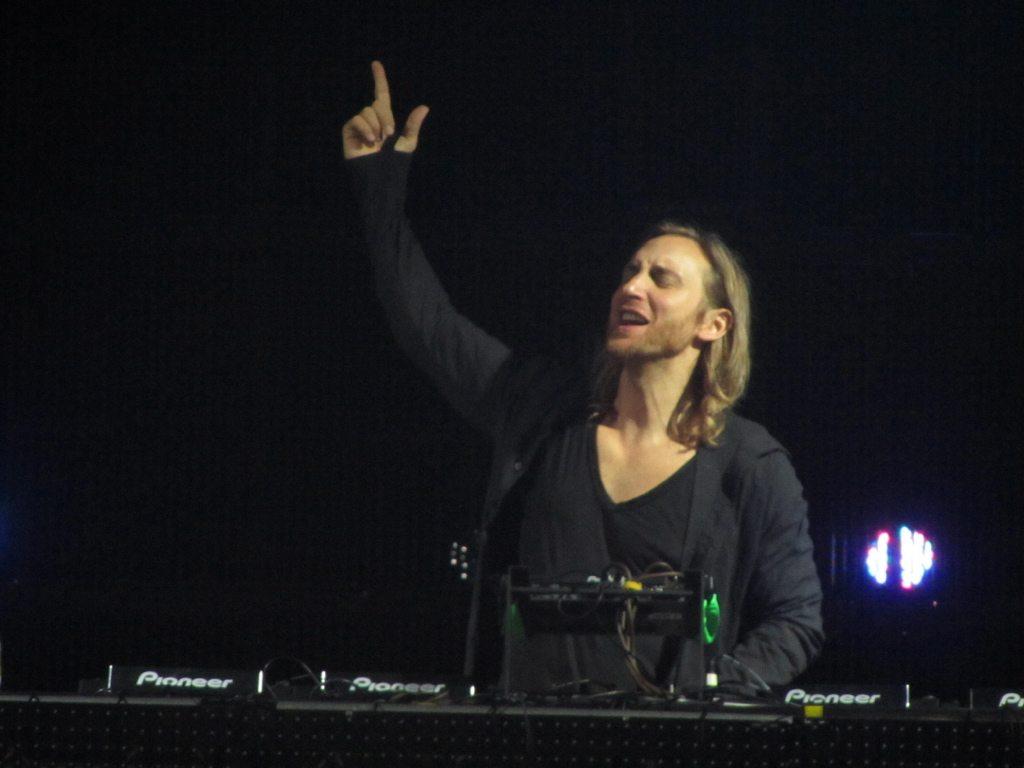 David Guetta at the Hard Rock, Punta Cana, Dominican Republic