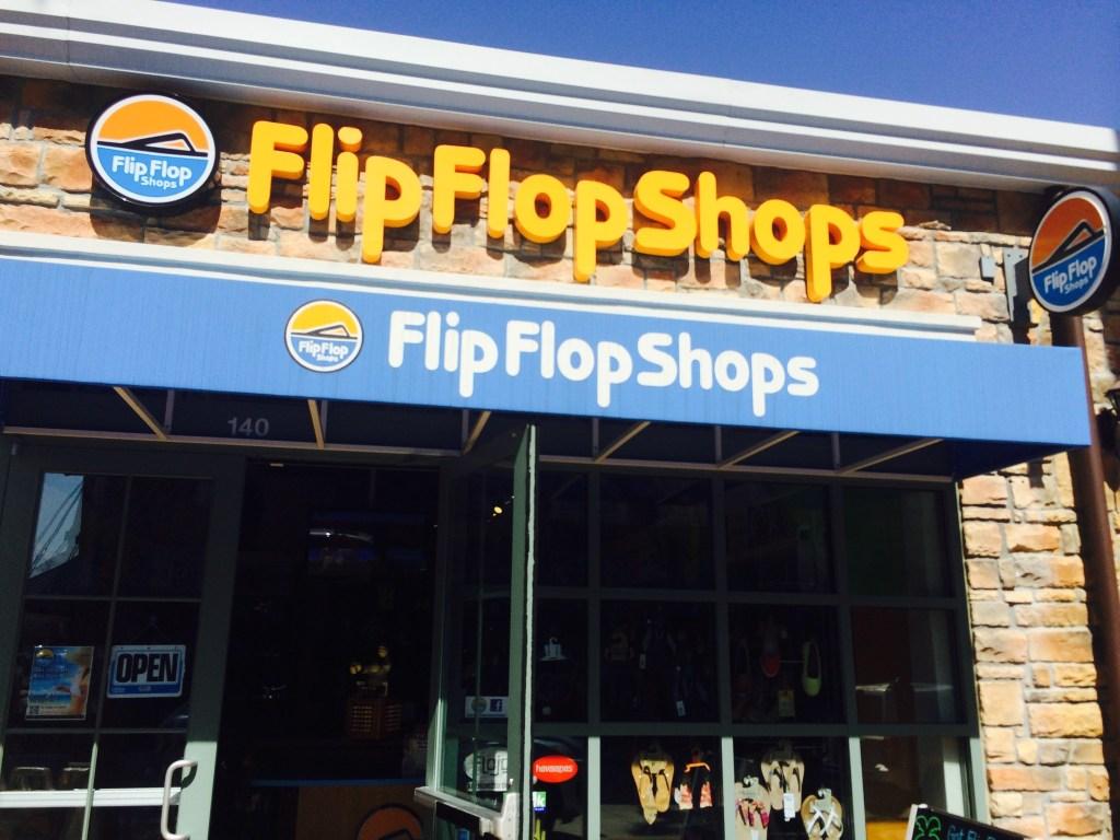 flip flop stores