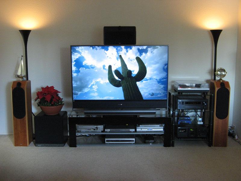 My Home Theater Setup - AVS Forum