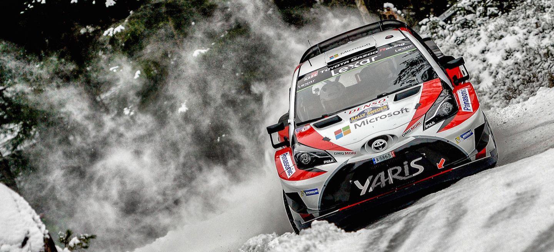 Latvala campeón del rally de Suecia, primera victoria para Toyota