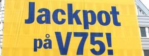 jackpot V75