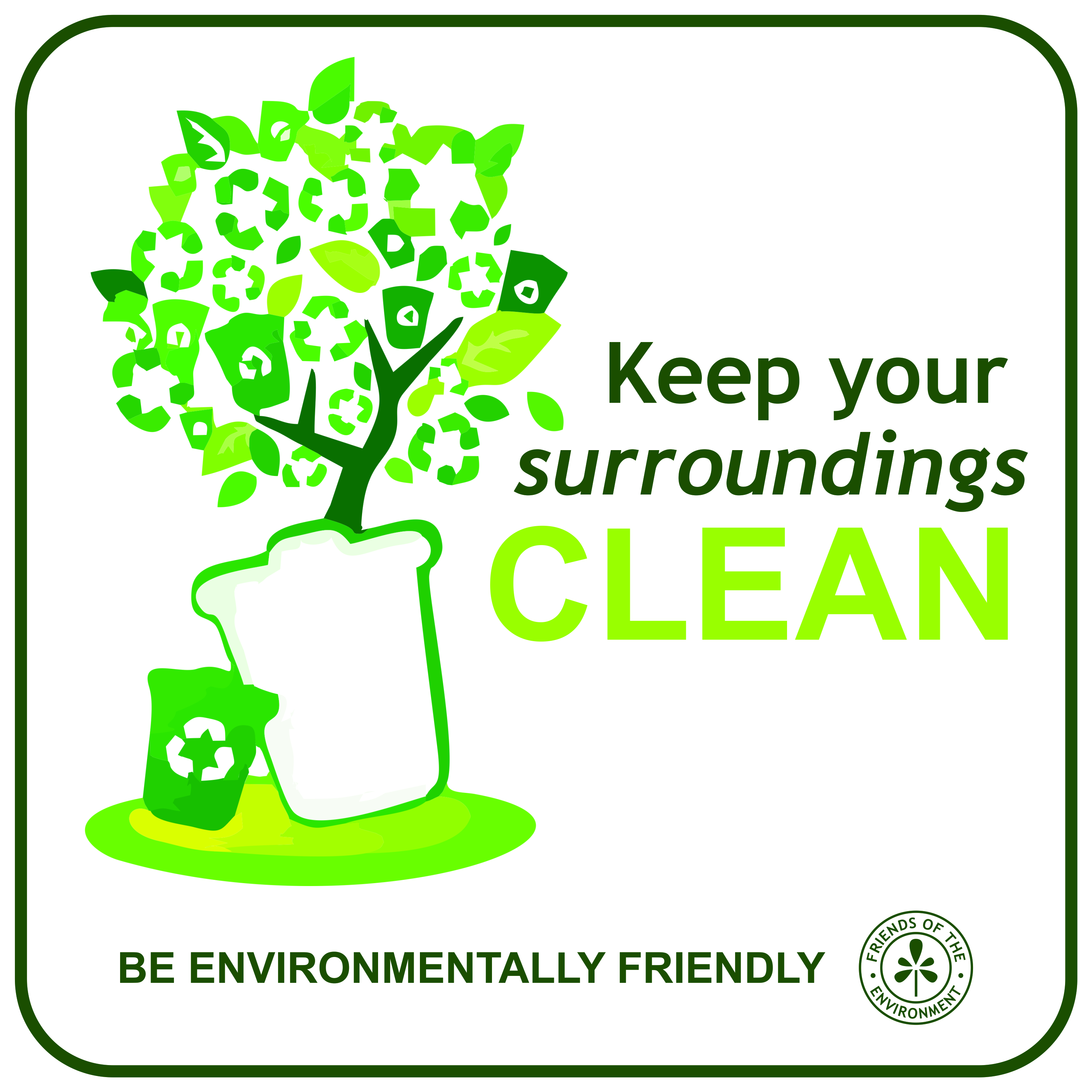 How to keep the Environment Clean