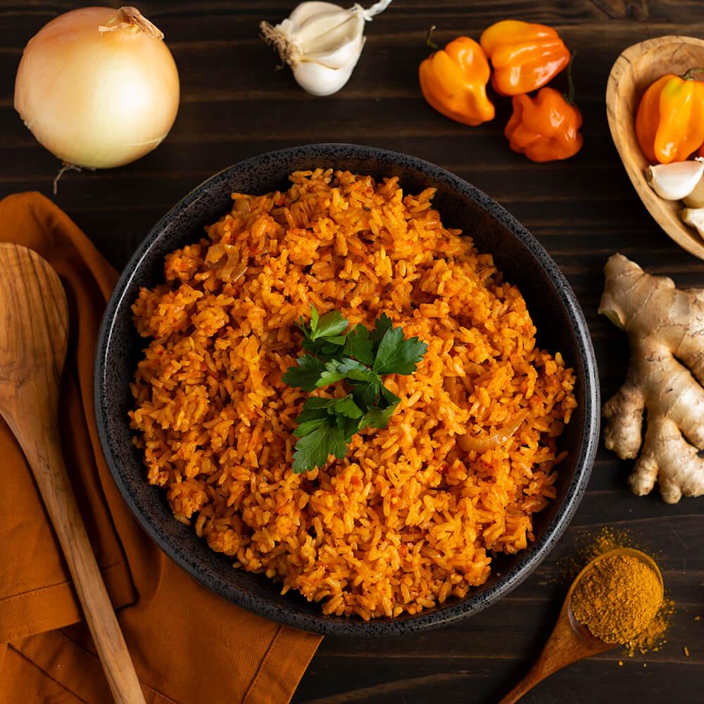 Jollof Rice & The Environment