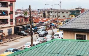 Lagos Roadside parking nuisance