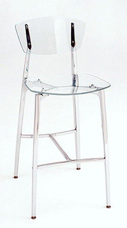 Clear Acrylic Bar Stools Ideas On Foter