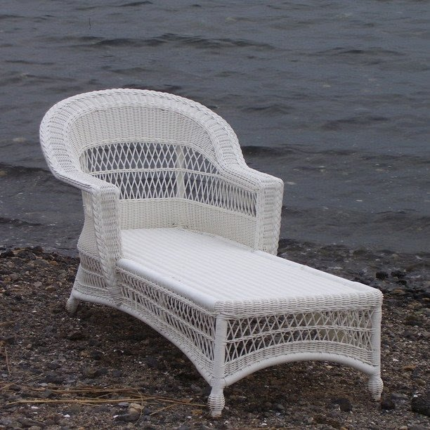 wicker chaise lounges ideas on foter