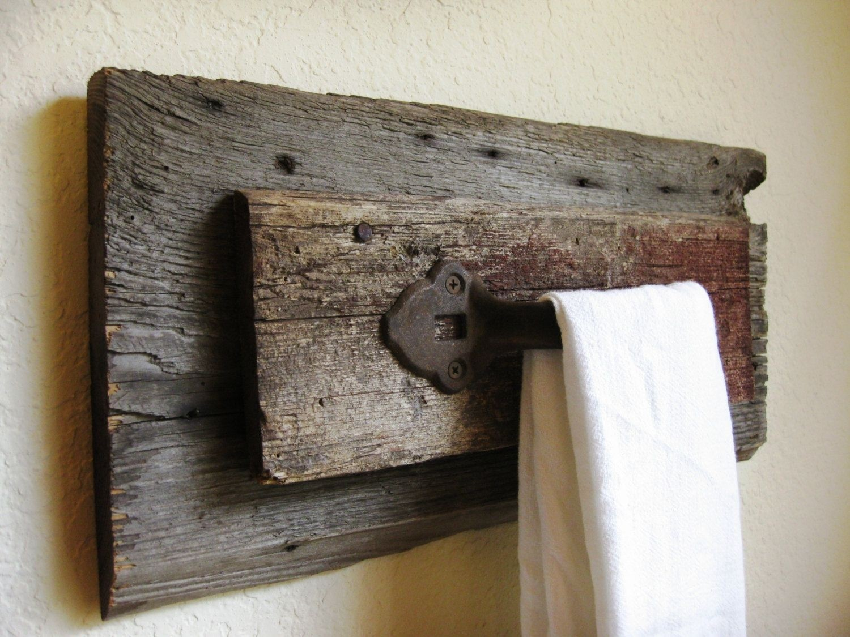 wood towel rack ideas on foter