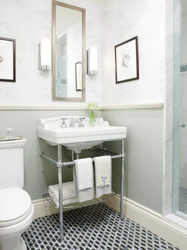small console sinks - foter