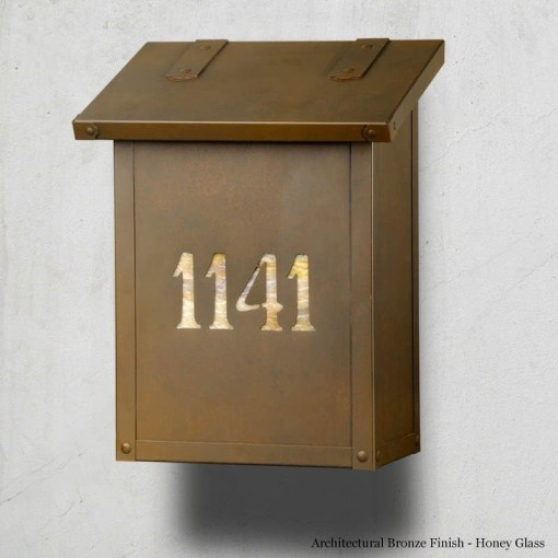 Mailbox With House Numbers   Foter Mailbox with house numbers 2
